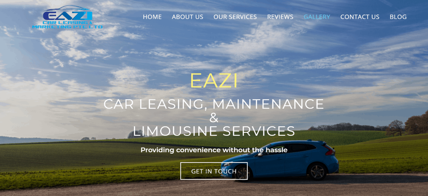 Eazi Car Leasing & Marketing is Cheapest monthly car rental Singapore