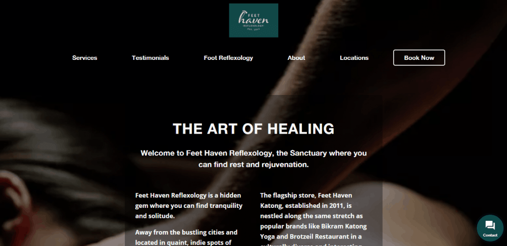 Feet Haven Reflexology is The 10 Places With The Best Massages in Singapore