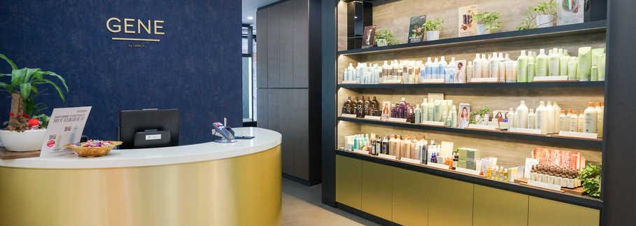 Gene by Ginrich Hair Salon is the 10 good and affordable hair salons in Singapore that you will love