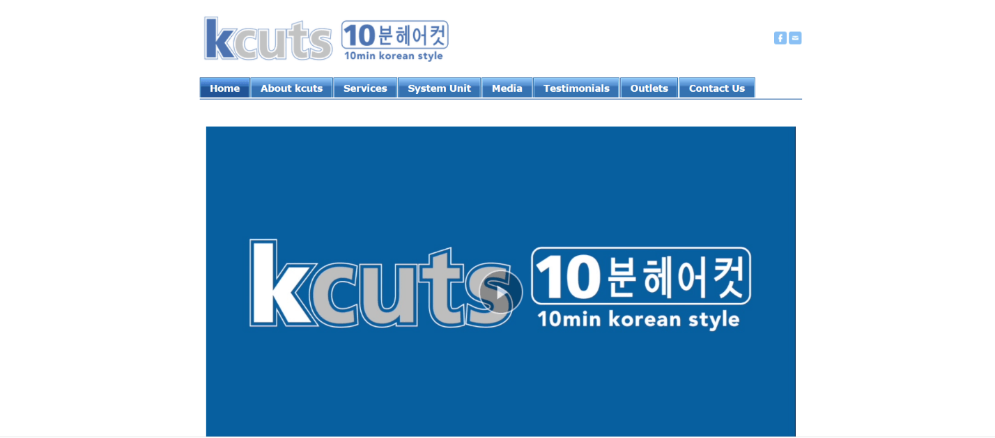 Kcuts is top 10 Hair Salons for Cheap Haircuts in Singapore