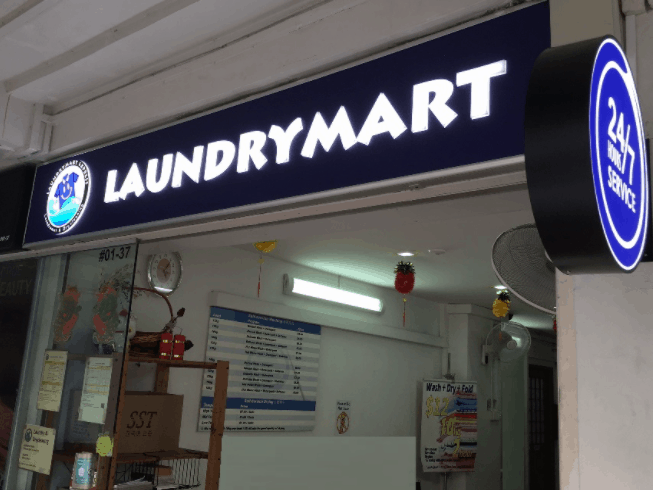 Laundry Mart is Best automatic self service laundry services in Singapore