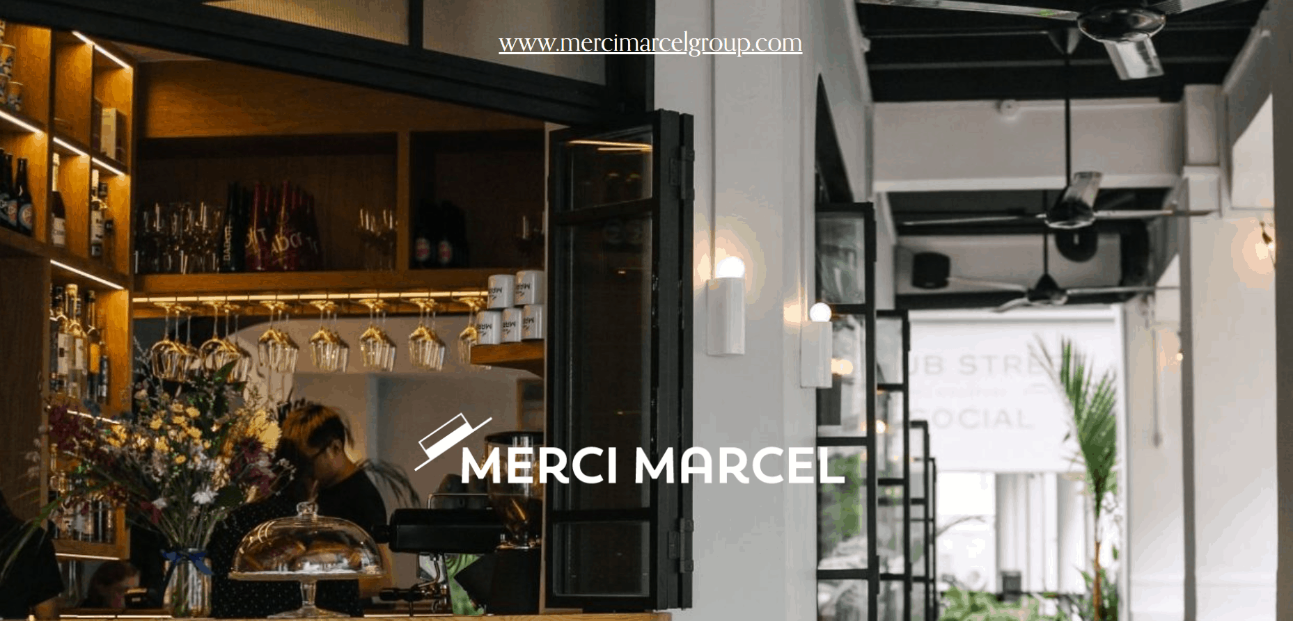 Merci Marcel is the 10 Tiong Bahru Cafes Perfect For Weekend Brunch This Year