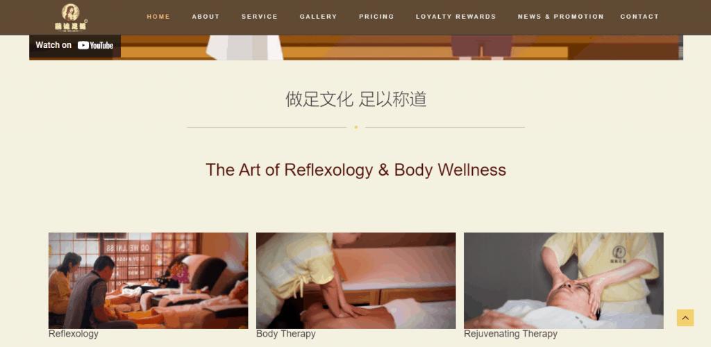 OD Wellness Jalan Tua Kong massage in Singapore cost under $70