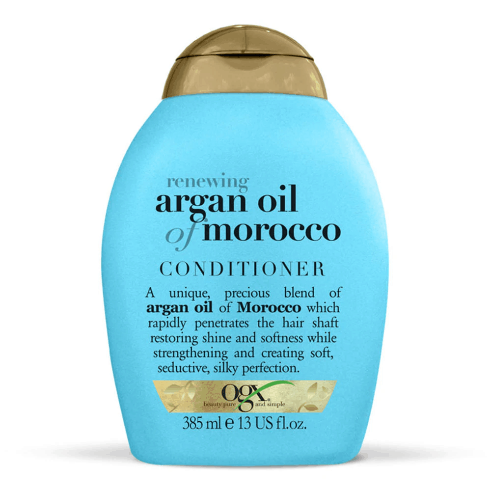 OGX Moroccan Argan Oil Conditioner is the Best Hair Treatment Product in Singapore