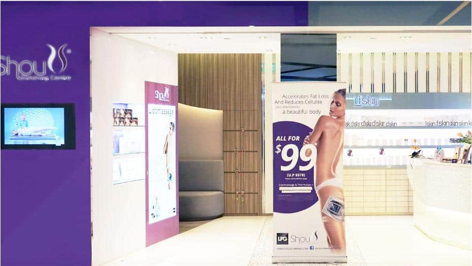 Shou Slimming Centre is the top 10 Clinics With the Best Slimming Packages in Singapore