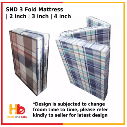 SnD Foldable Mattress is a good mattress, Which brand of mattress is the best in Singapore?, Is Seahorse foldable mattress good? 2 inch /3 inch/4 inch