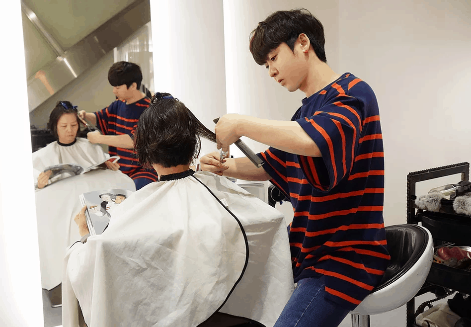 The Space Korean Hair Salon is the Best & Affordable Neighbourhood Hair Salons in Singapore, 10 Affordable Hair Salons with Ladies' Haircuts under $50
