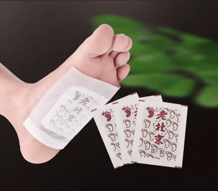 100pcs Detox Foot Patch is you can buy $10 on Lazada?
