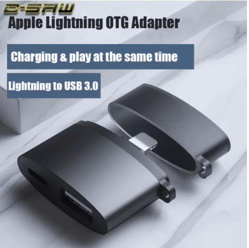 Baseus Mini 5A Type USB C OTG Converter Charger is the 40 Budget Things to Buy on Lazada (Lower than $10)