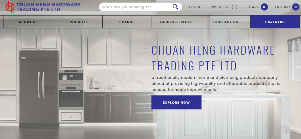 Chuan Heng is the 10 top hardware stores in Singapore for your DIY and home repair needs