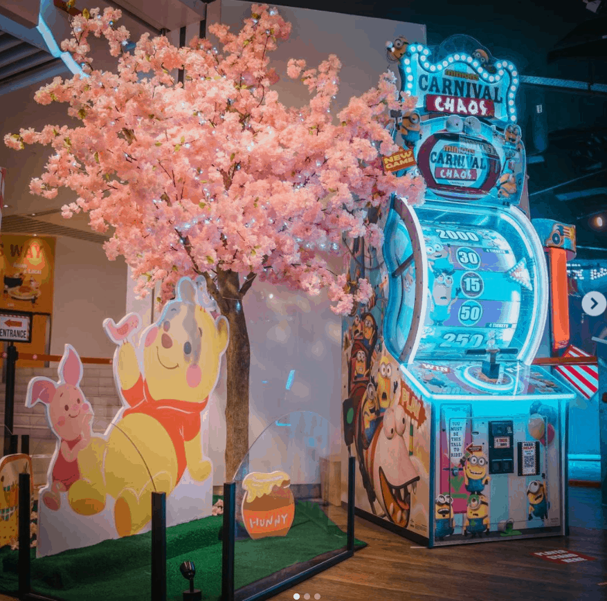 Cow Play Cow Moo is top 9 Arcades in Singapore