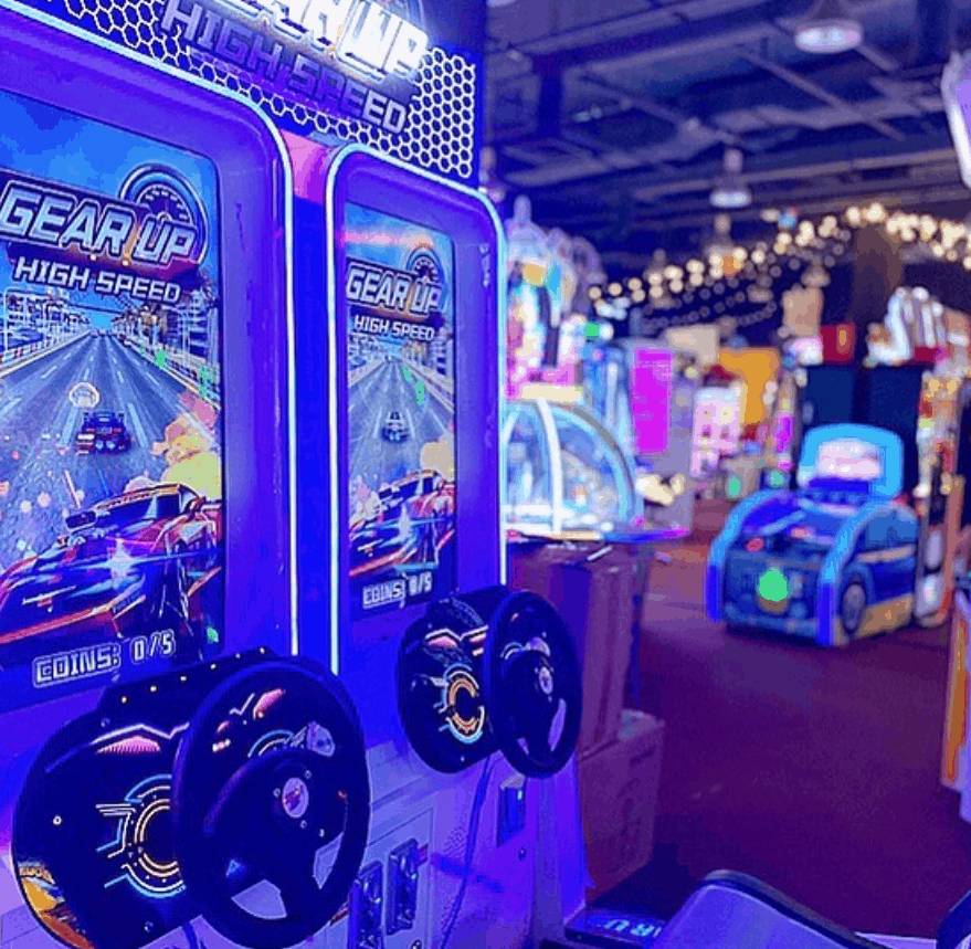 Fat Cat Arcade is 9 Best Arcades In Singapore, Fat Cat Arcade – l The Newest And Largest Arcade In The East this year