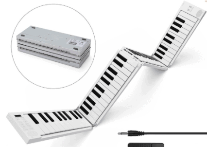 Foldable Digital Piano is the Best Electric Piano for Students This Year 2021 2022 2023