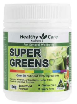 Healthy Care Super Greens Detox Enzyme is the best body cleansing detoxification product