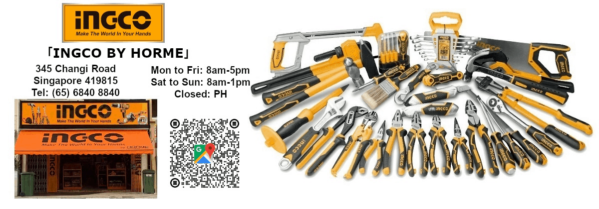 Horme Hardware is a place for Online Home DIY Hardware Store Singapore we love
