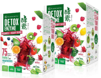 Kinohimitsu Detox Enzyme review in Singapore. the main advantage to regular detox regime is better gut health