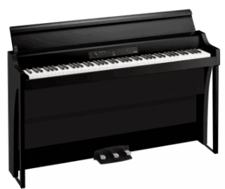 Korg G1-Air Digital Electronic Piano is best for beginners