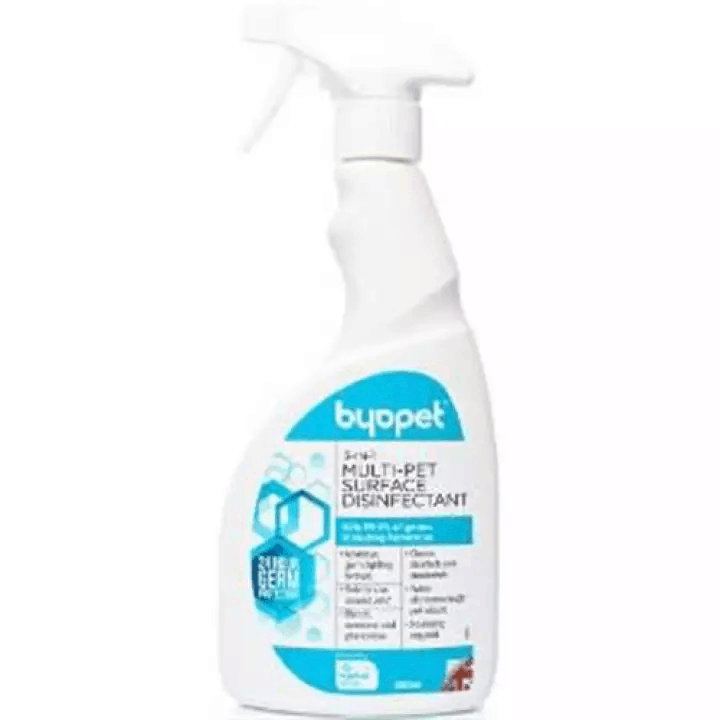 Must-Buy Items That Are Cheaper On lazada is the BYOPET 3in1 Multi-Pet Surface Disinfectant 500ml