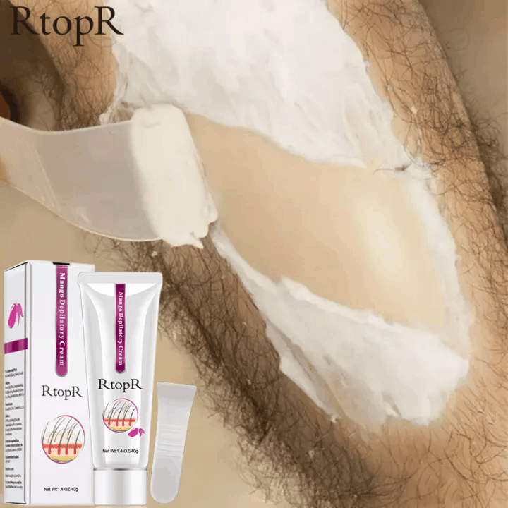 RtopR Hair Removal Cream for Men and Women is something you can buy for $10 in Singapore