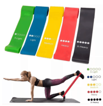 The Top 10 Resistance Bands that You Can Get in Singapore is Fit Simplify Resistance Loop Bands