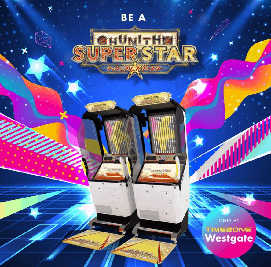 top 9 arcades In Singapore To Relive Your Childhood Days, Timezone - A Great Arcade to Bring Kids