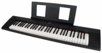 What is the best digital piano? Yamaha NP-12 (Black) Piaggero Portable Digital Piano is the best digital piano Digital Piano: A Technology that Recreates Music