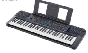 Yamaha PSR-E273 Portable Digital Keyboard