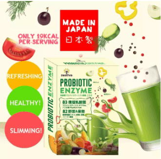 Zestiva Japan Probiotic Enzyme Detox Drink you should take detox enzyme soonest as nowadays there are too much junk food, processed food, manmade food. good bowel movements means good gut health and will help your body run efficiently