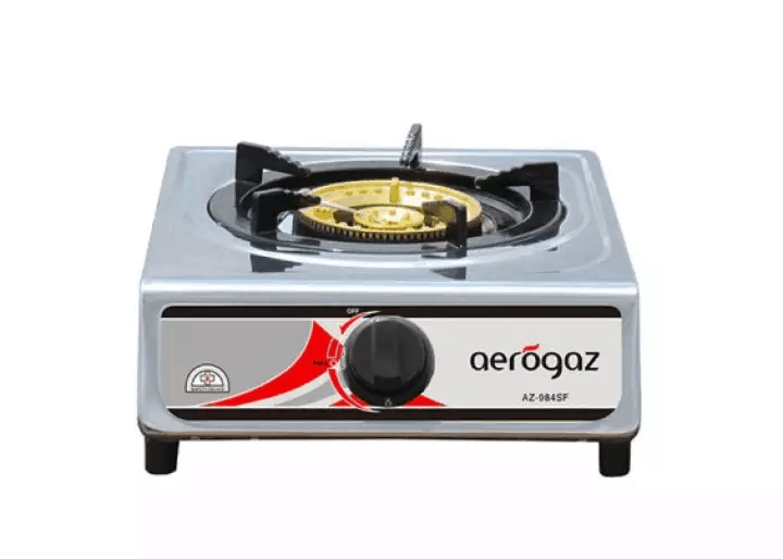 Aerogaz AZ-984SF Single Burner Table Top Gas Stove is best brand for gas stove, Which brand is best for gas stove? What is the price of gas stove? Wide range of branded Cooker Hobs in Glass and Stainless Steel materials