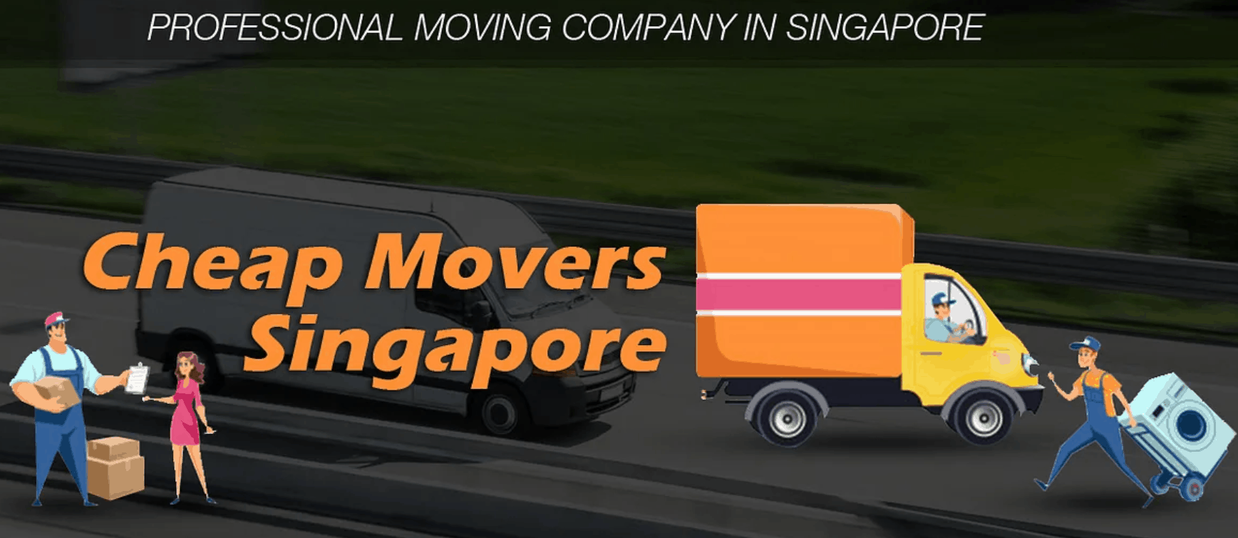 cheap Movers Singapore is Best Moving Companies in Singapore for Local Moves, Where to Find Affordable Movers in Singapore