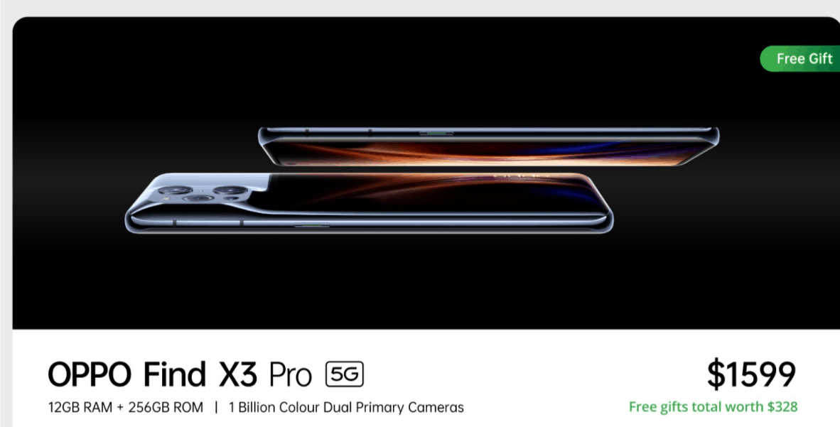 How much is the Oppo Find X3 Pro?, Oppo Find X3 Pro Price in Singapore & Specifications, Oppo Find X3 Pro release date