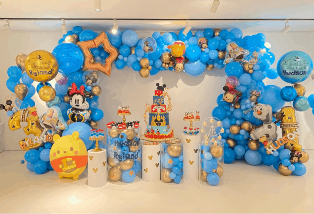 Cheery Balloons is Top 10 Balloon Delivery Services in Singapore, How can I get balloons delivered? call them email them or reach out on instagram or facebook
