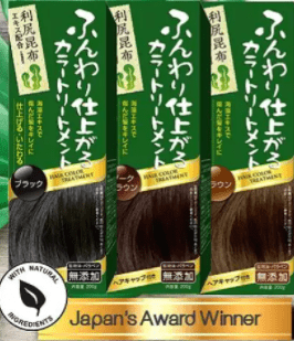 Where to Buy Home Hair Dye in Singapore, Rishiri Kelp Hair Color Treatment, How do you use rishiri hair color treatment? shampoo the hair then apply and wait for 30 minutes