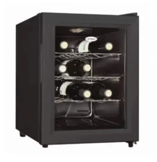 AEROGAZ AZ-12C 12 Bottle Wine Chiller is Best Small Wine Chiller Singapore, 5 Best Wine Chillers in Singapore, Thermoelectric wine cooler Singapore,Are dual zone wine coolers worth it?, Which wine chiller is best?, How much does a wine chiller cost?