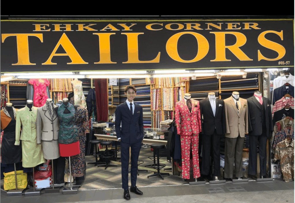 Ehkay Corner Tailors Pte Ltd is the top 10 Tailors in Singapore to get good and cheap suit for your company dinner and dance, affordable suit for my father, Tailor in Singapore, Ehkay Corner Tailors price, Ehkay Corner tailors hardwarezone