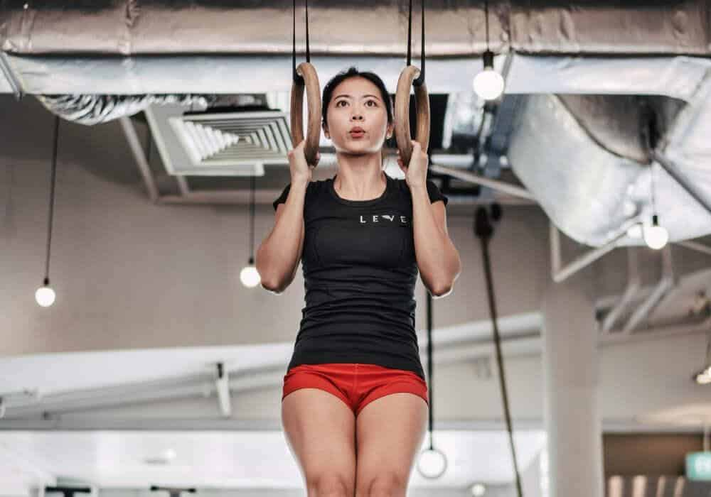 Evadne Woon is top 10 female Fitness Trainers In Singapore Who Will Whip Your Body Into shape, Freelance female personal trainer, Female Personal Trainer In SG - Professional Female Coaches, Female & Pre/Post Natal Personal Trainer