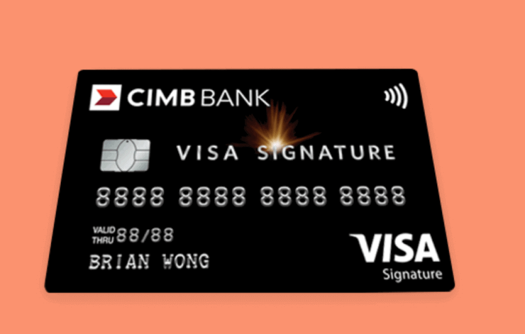 CIMB Visa Signature is best credit card for cash back Is Visa Signature hard to get?, Is Visa Signature a good card?, What is a Visa Signature Preferred card?, cash back credit card singapore, How much cashback can I earn from a cashback credit card?