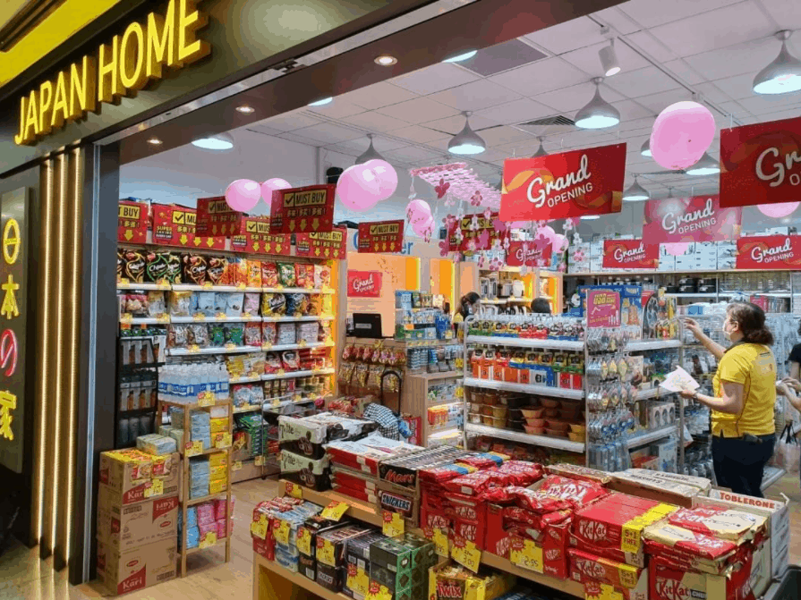 Japan Home is a japanese supermarket to buy snacks, go to Japan Home to find All Your Household Needs, Who owns Japan home?, What does Japan home sell?, japan home opening hours