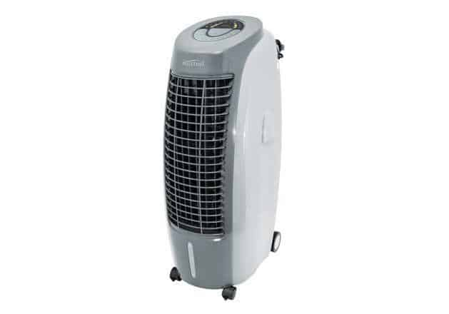 Mistral MAC1600R Remote Air Cooler with Ionizer Function (15L) is the best District Cooling Network for Cooling & Heating, we love this 10 Best Air Coolers To Beat the Heatwave In Singapore, with Ionizer Function 15L, it is indoor excellent and portable to bring from living room to bedroom to kitchen, suitable for singapore humid weather
