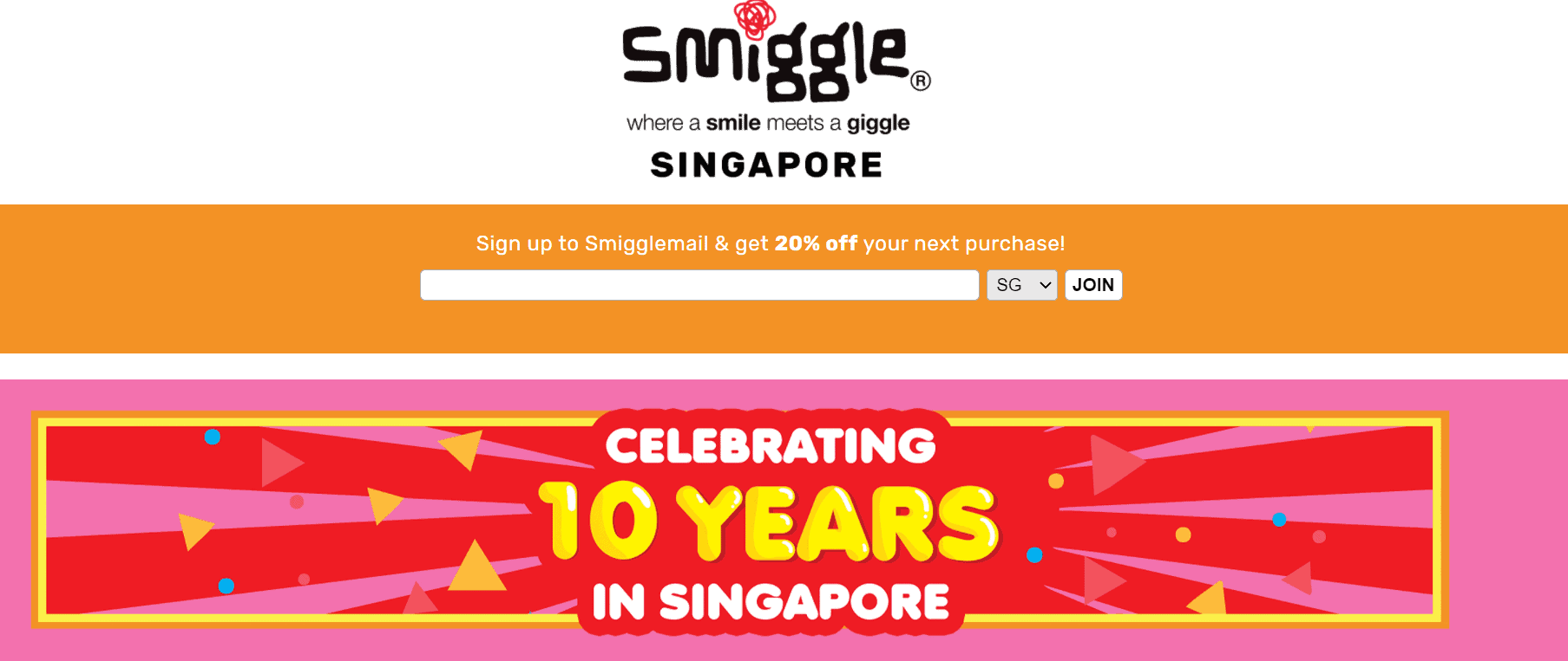 Smiggle is best 10 Stationery Shops In Singapore to buy online, office equipment, printer cartridge, paper products, desktop supplies, filing products,stationery supplier singapore,japanese stationery singapore,stationery shop near me