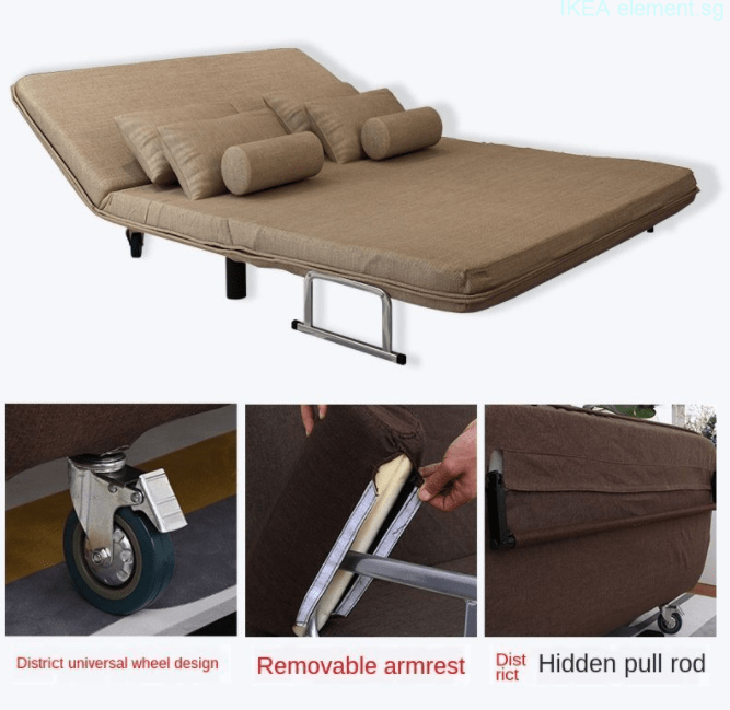 Which sofa bed is best for everyday use? Foldable sofa bed is best for everyday use in hdb or condo, What's the difference between a sofa bed and a sleeper sofa?, Comfort is key for a sofa sleeper,What is a good quality sofa brand? 3 top tips for buying a sofa bed, What is the most comfortable sofa bed in Singapore?