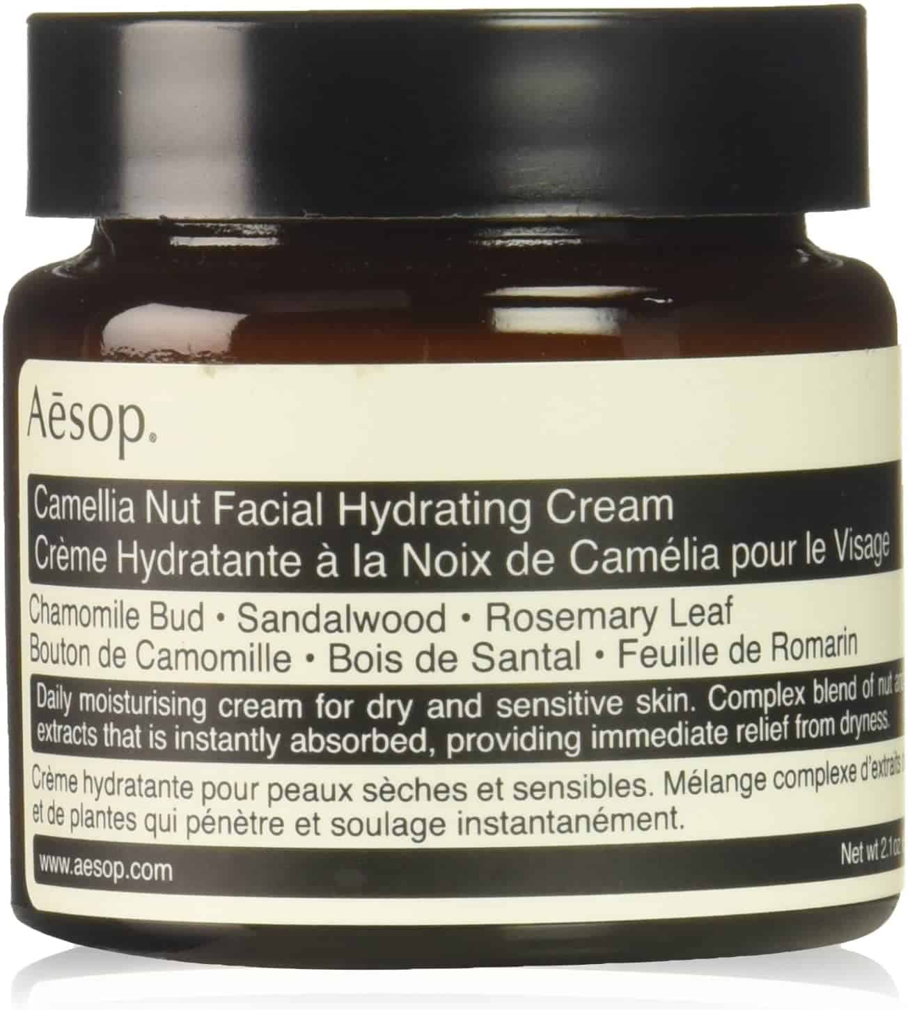 Aesop Camellia Nut Facial Hydrating Cream 2.1oz is a skincare an 11 year old can use, What skincare should an 11 year old use?, Which face wash is best for 14 year girl?, Which is the best moisturizer for teenage girl?, Which day cream is best for teenagers? Aesop Camellia nut Facial Hydrating cream ingredients
