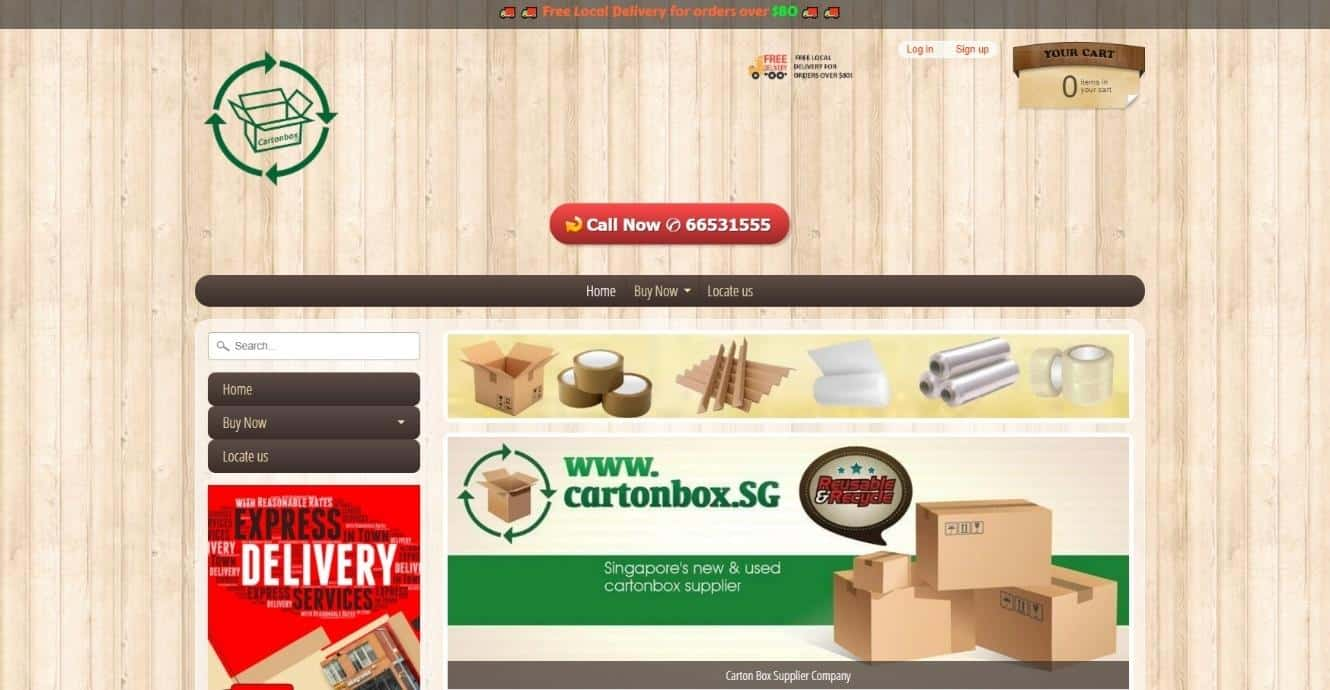 CartonBox.SG is a Supplier Carton Box - Design Your Own Packaging, paper box supplier - Packaging box supplier, Where can I buy moving boxes in Singapore?