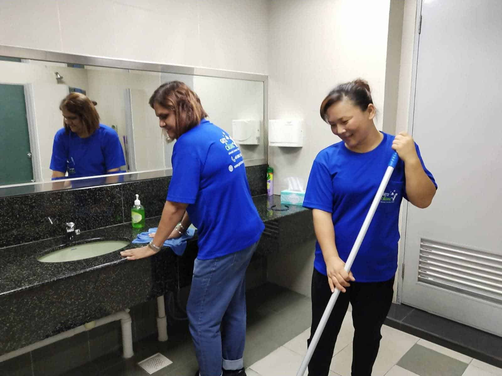 Getz Cleanz - Office/ Construction/ Dormitory Cleaning & Disinfection Services In Singapore, How much is a part-time cleaner in Singapore?, How much does it cost to have an office cleaned?, How much do office cleaners make per hour?, Part Time, Cheap Office Cleaning Services Company Singapore, How do I apply to clean in Singapore?