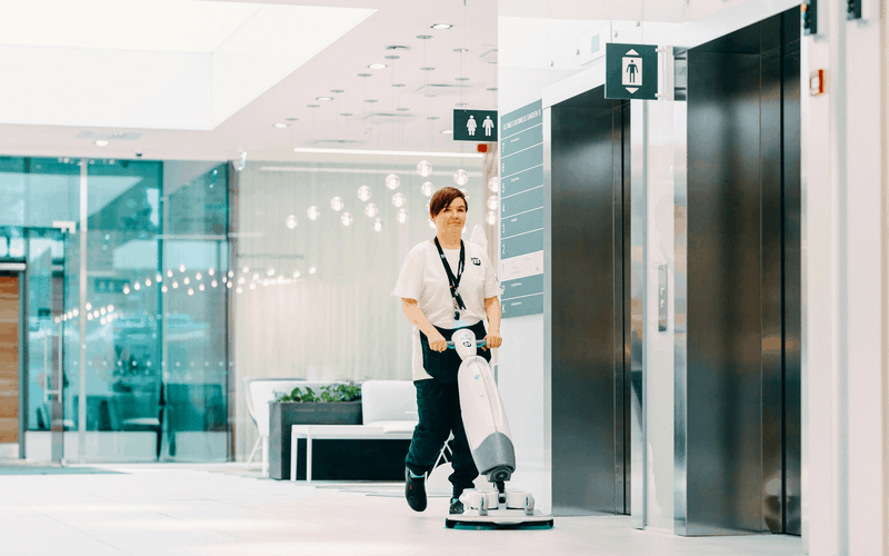 ISS is the best Professional Office Cleaning Services In Singapore, Singapore's leading NEA-licensed cleaning company,