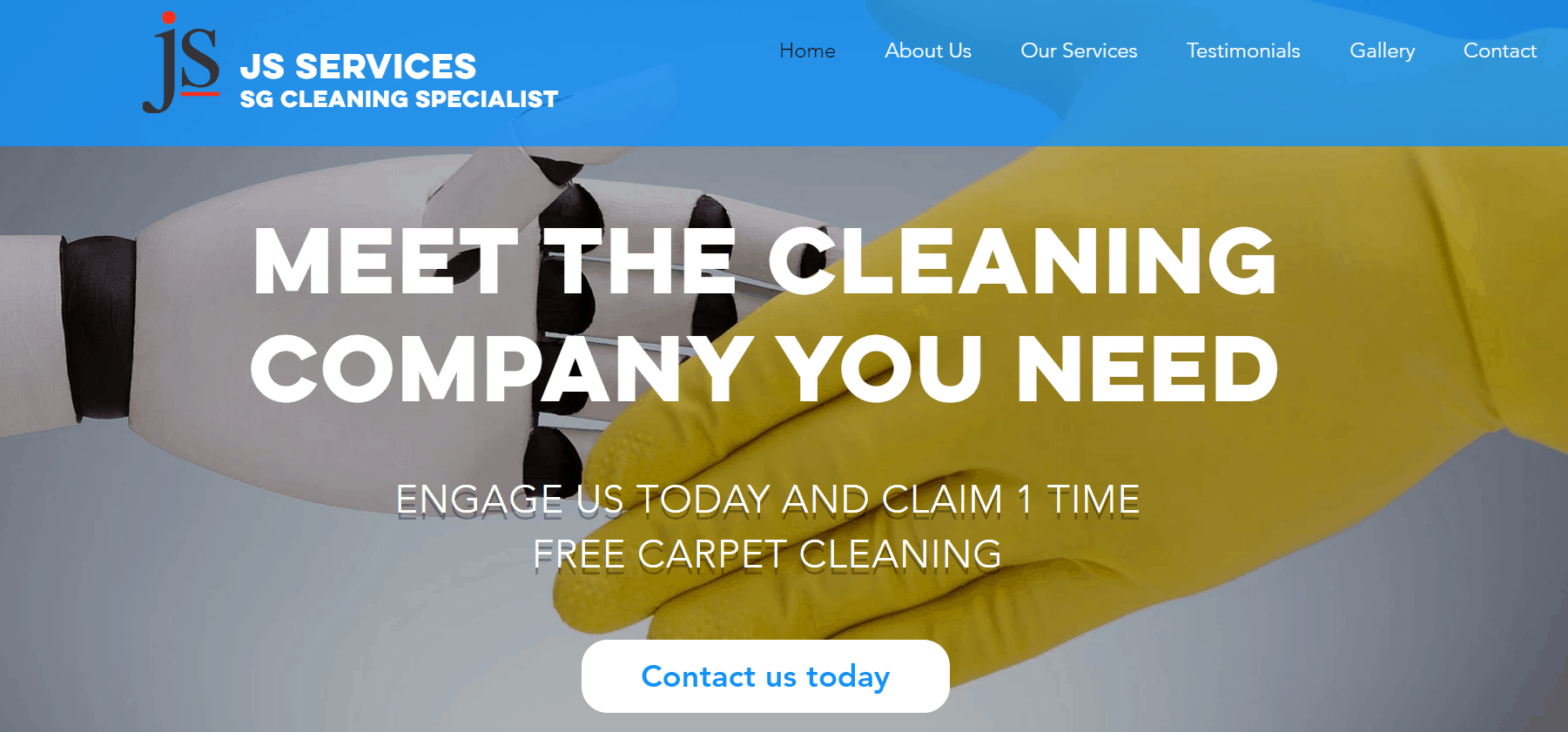 J.S Services LLP is the Best Local Office Cleaners - Top Cleaning From $18/hr, cleaning work areas, common areas, cubicles, restrooms, kitchens, and reception areas.