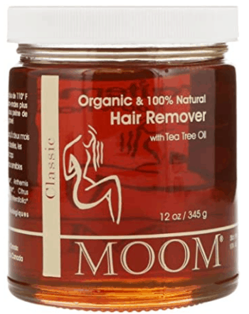 Moom Organic Hair Removal is Easy to use, Does Moom Hair Removal Work?, How do you use Moom Organic Hair Removal?, Is Moom a sugar wax?, How do you make sugar wax remove unwanted hair permanently?, Removed most hair in Lab tests