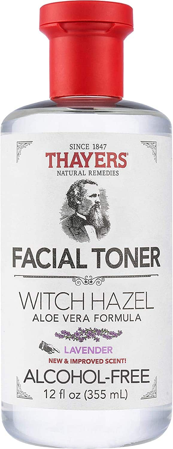 Thayer's Facial Toner 355mL is toner for teenage skin, Best Face Toners For Clear and Hydrated Skin for youth in Singapore, What is the best skincare for teenage skin?