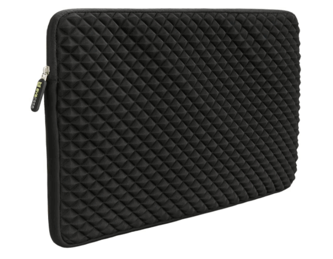Evecase Diamond Style Sleeve Case (14 Inches) is a great laptop sleeves for property agents, insurance agents who need to meet clients outside, What should I look for when buying a laptop case?, Laptop Cases & Bags