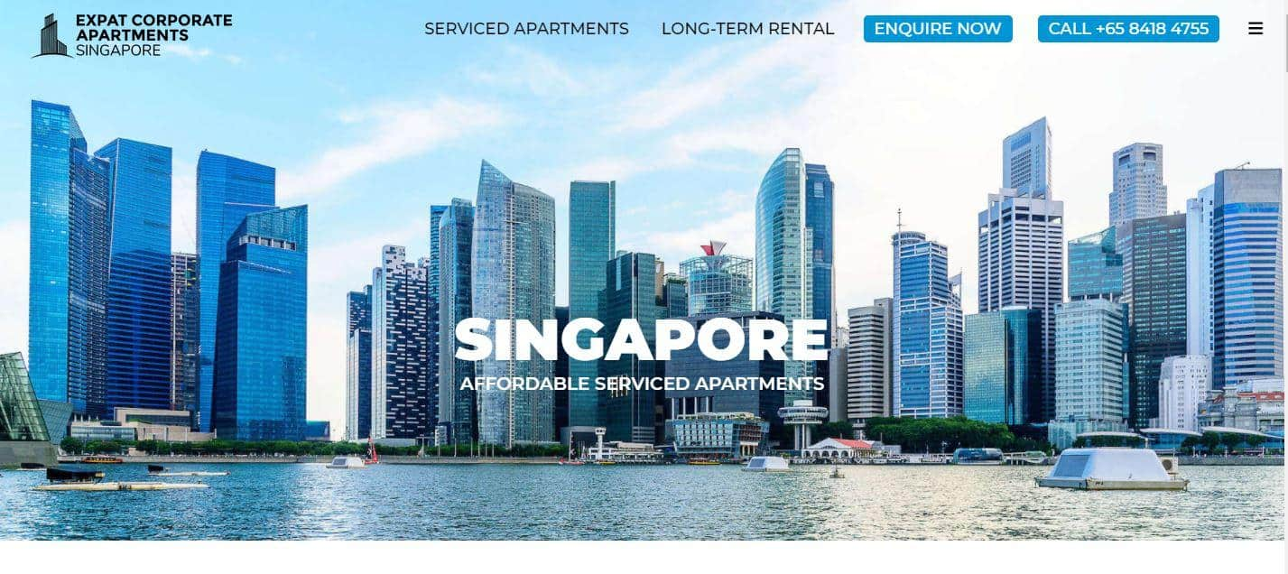 Expat Corporate Apartments Singapore Pte Ltd is  Best Serviced Apartments in Singapore, How much does a service apartment cost in Singapore?,Are serviced apartments worth it?,How big are serviced apartments?,How big are serviced apartments?,What does serviced apartment mean?